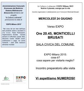 Presentazione Expo 2015