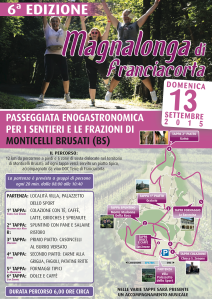 Magnalonga Flyer 2015