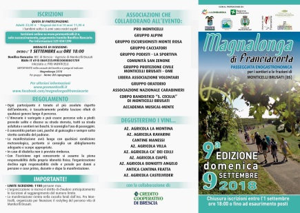 Magnalonga Flyer 2018