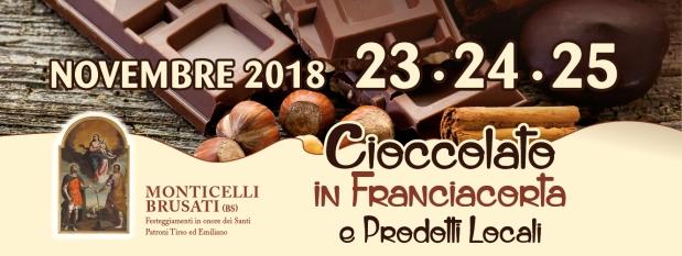 Cioccolato in Franciacorta e Prodotti Locali2018