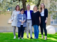 Elena, Emanuela, Paolo, Lara, Giada